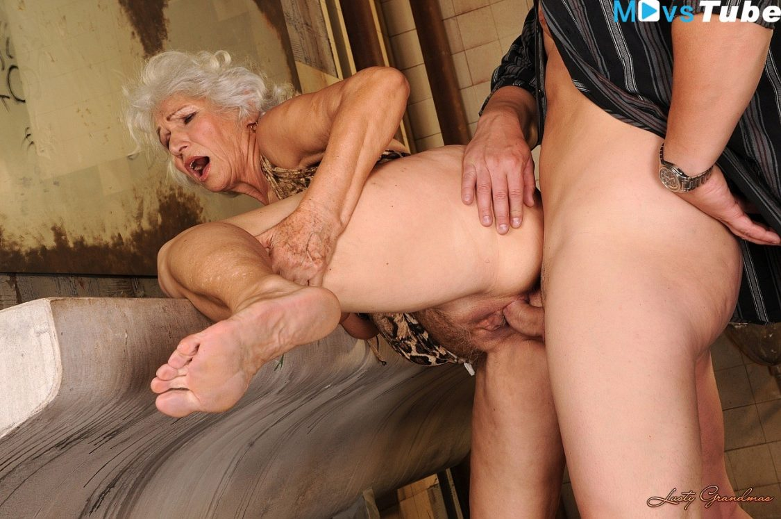 Old Granny Fuck Tube norma's nightmare… or dream? 21sextreme 2010 norma old-young