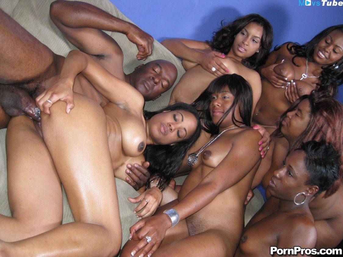 ebony swallow porn